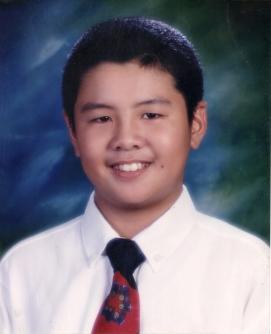 Grade Six Grad Pic